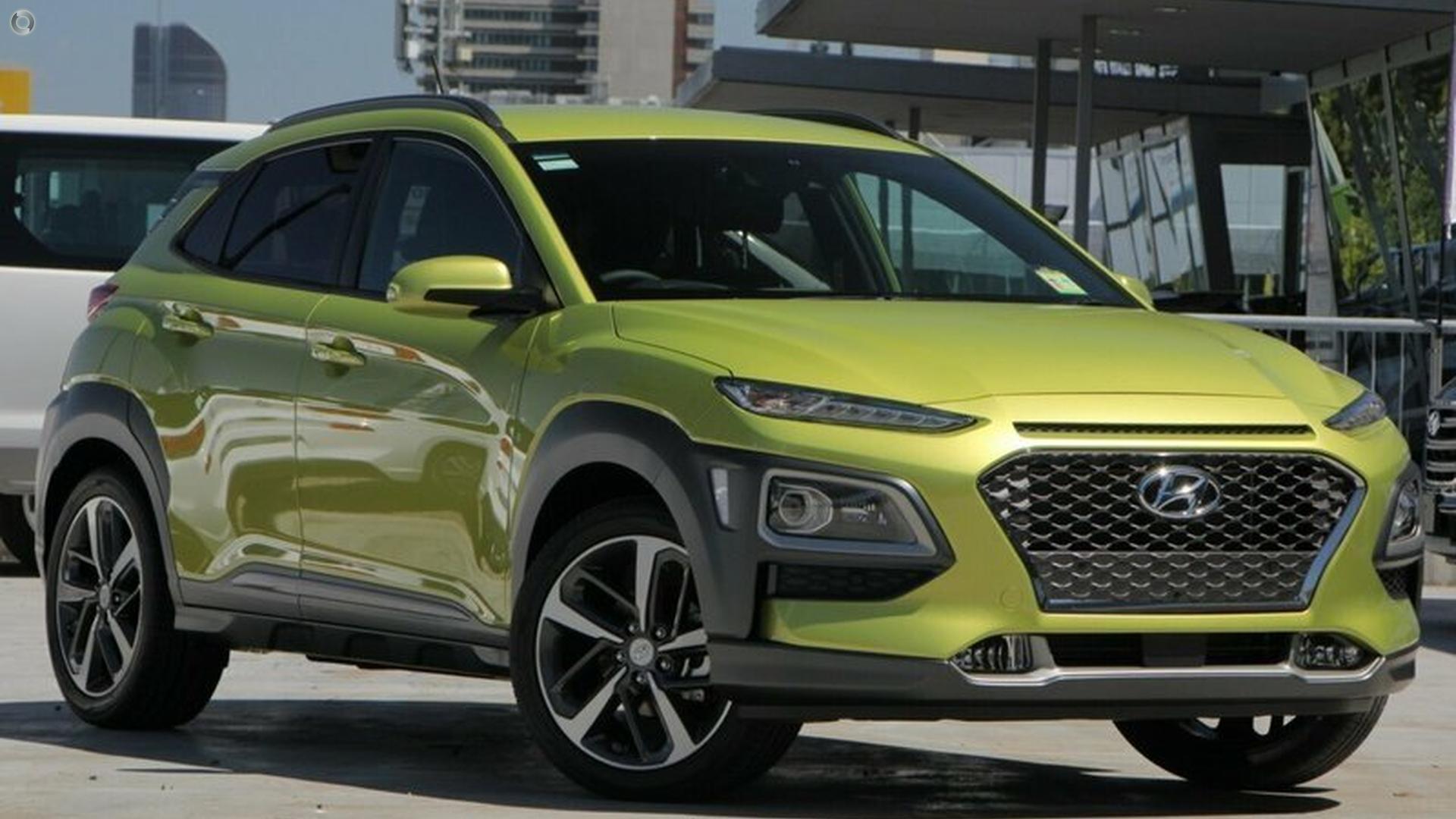 2018 Hyundai Kona OS.2