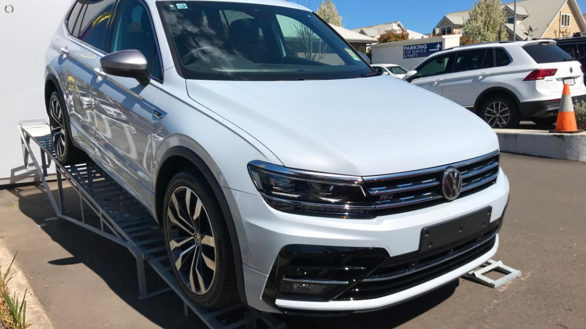 2018 Volkswagen Tiguan 140tdi Highline Allspace