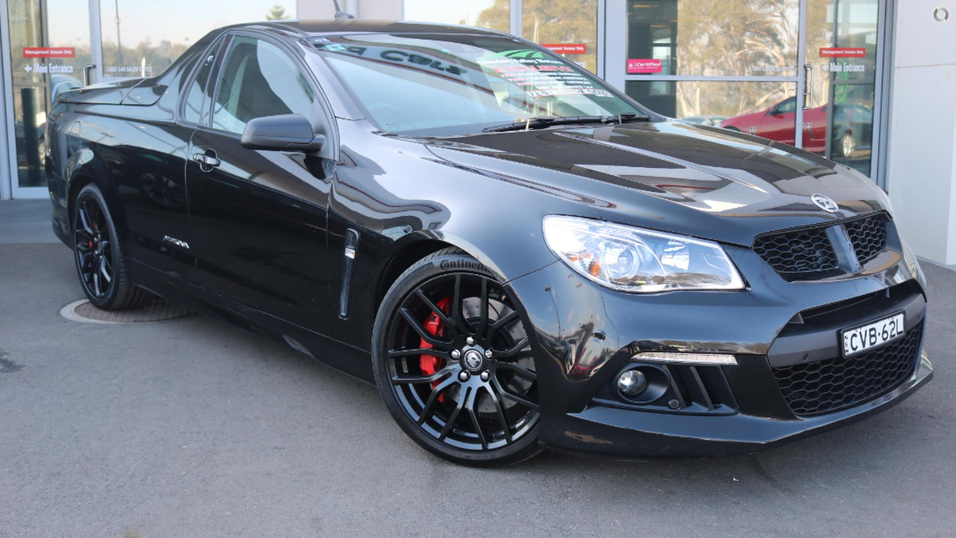 2014 Holden Special Vehicles Maloo GEN-F