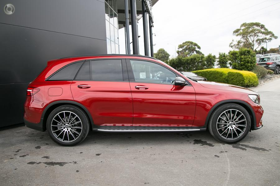 2017 Mercedes-Benz GLC 350 Wagon