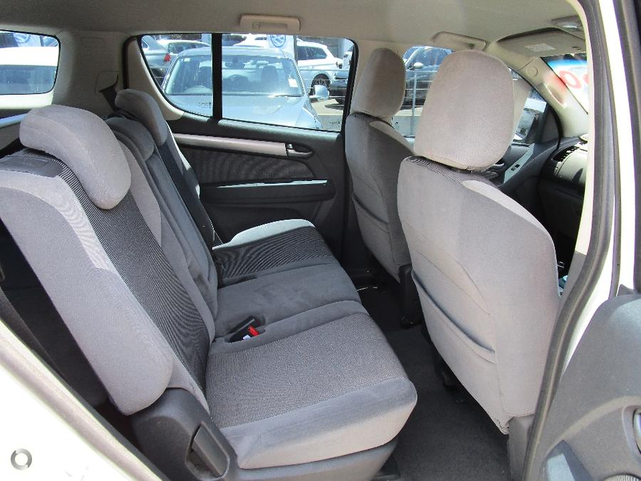 2012 Holden Colorado 7 LT RG