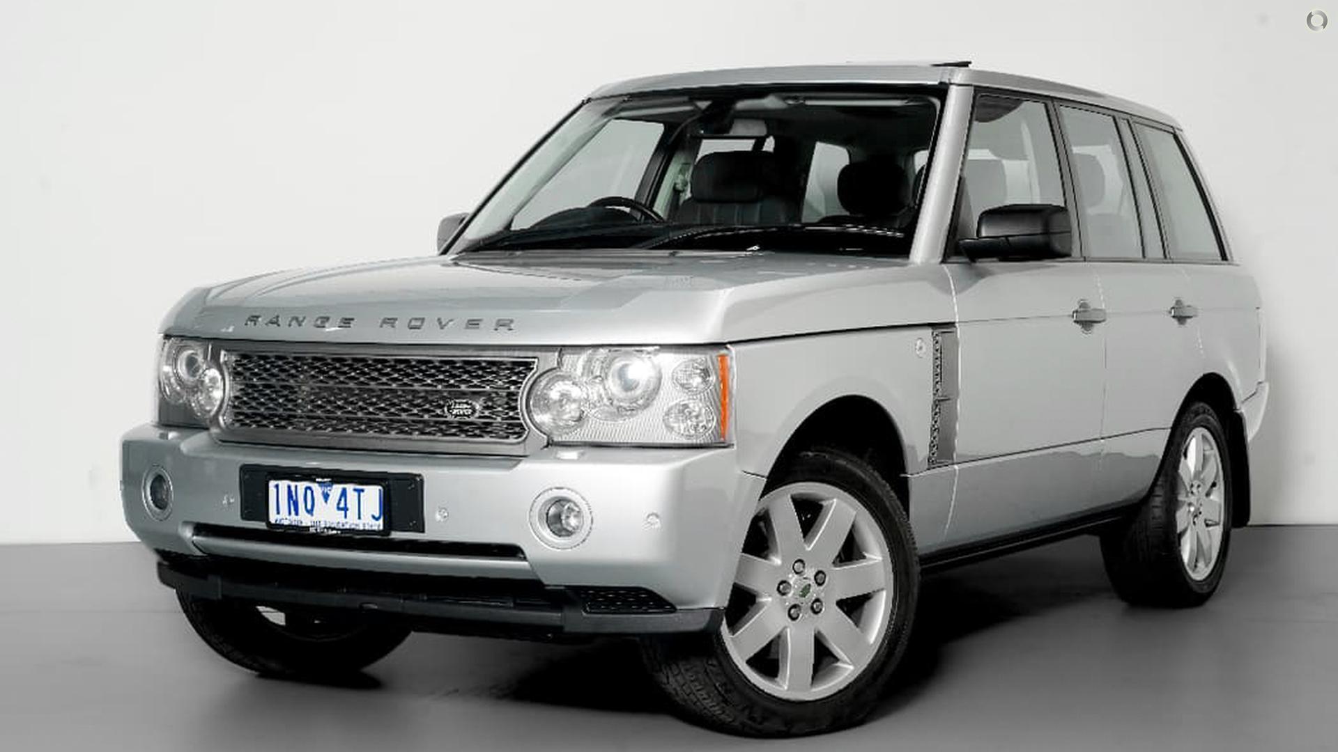2007 Land Rover Range Rover Vogue L322