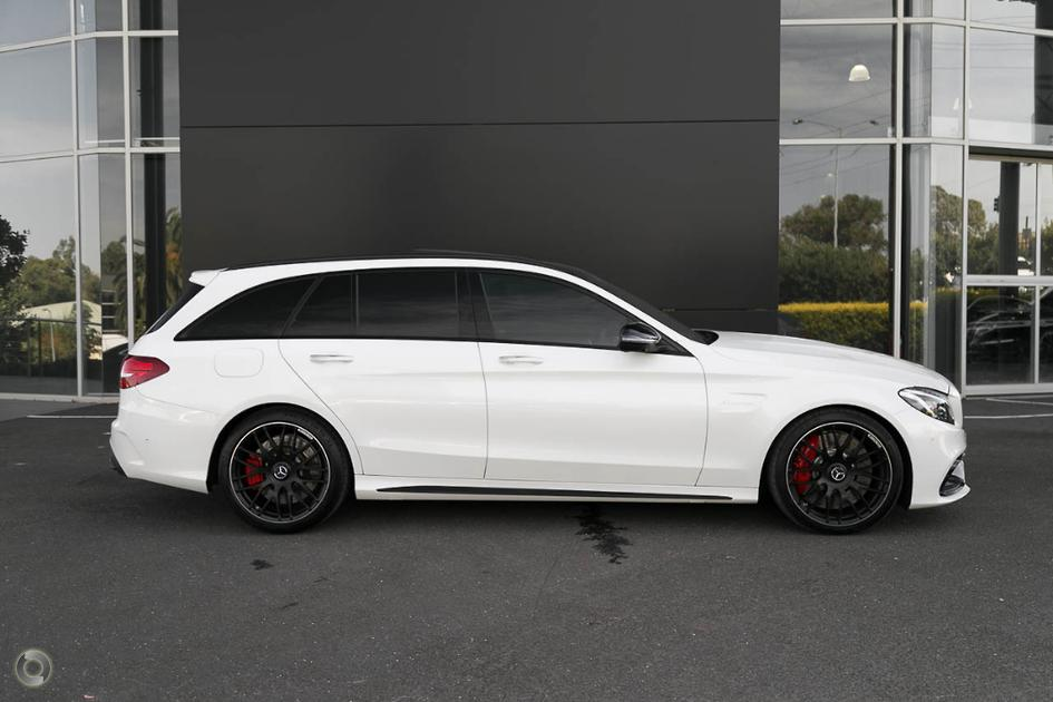 2017 Mercedes-Benz C 63 Estate