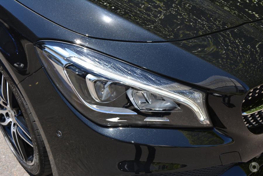 2017 Mercedes-Benz CLA 200 Wagon