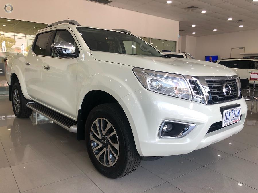 2018 Nissan Navara ST-X
