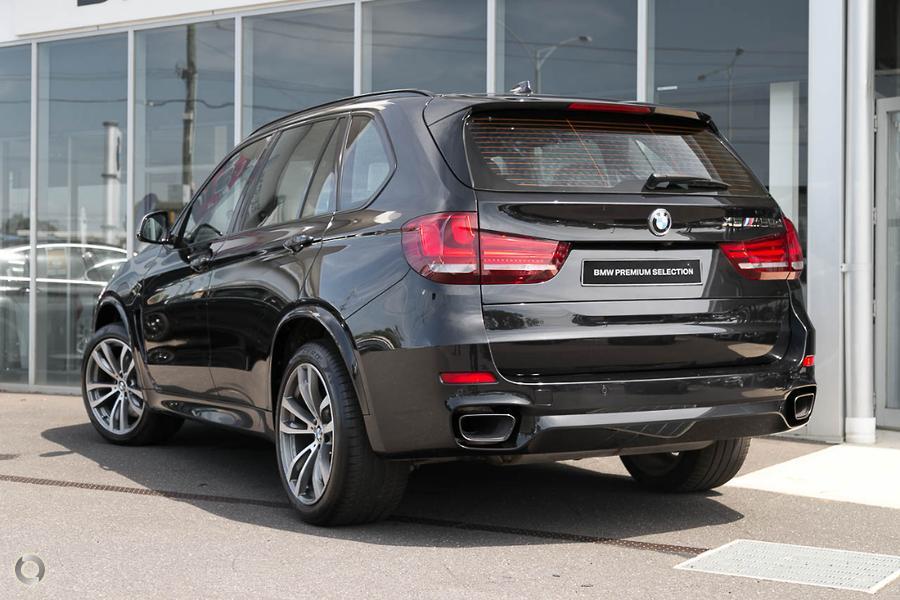2017 BMW X5 M50d
