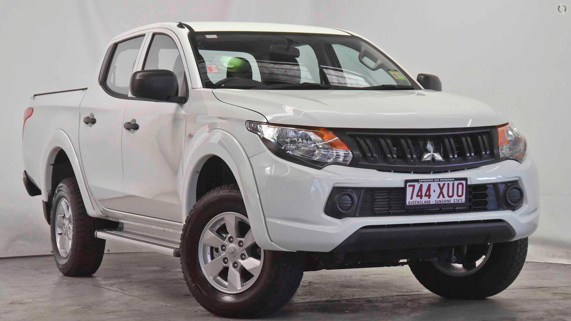 2017 Mitsubishi Triton Glx+
