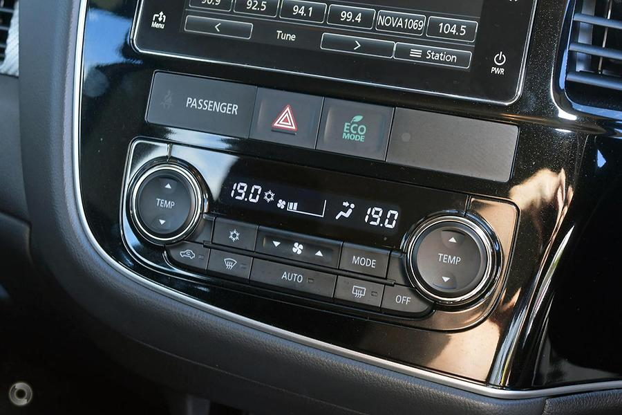2017 Mitsubishi Outlander ES ZL