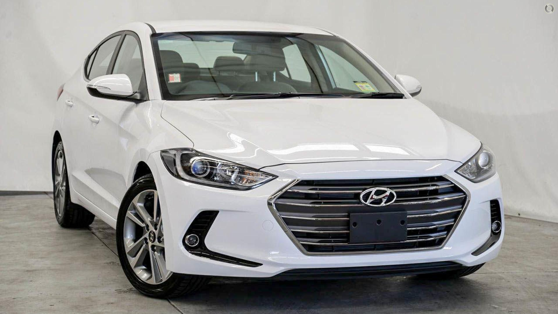 2017 Hyundai Elantra Elite