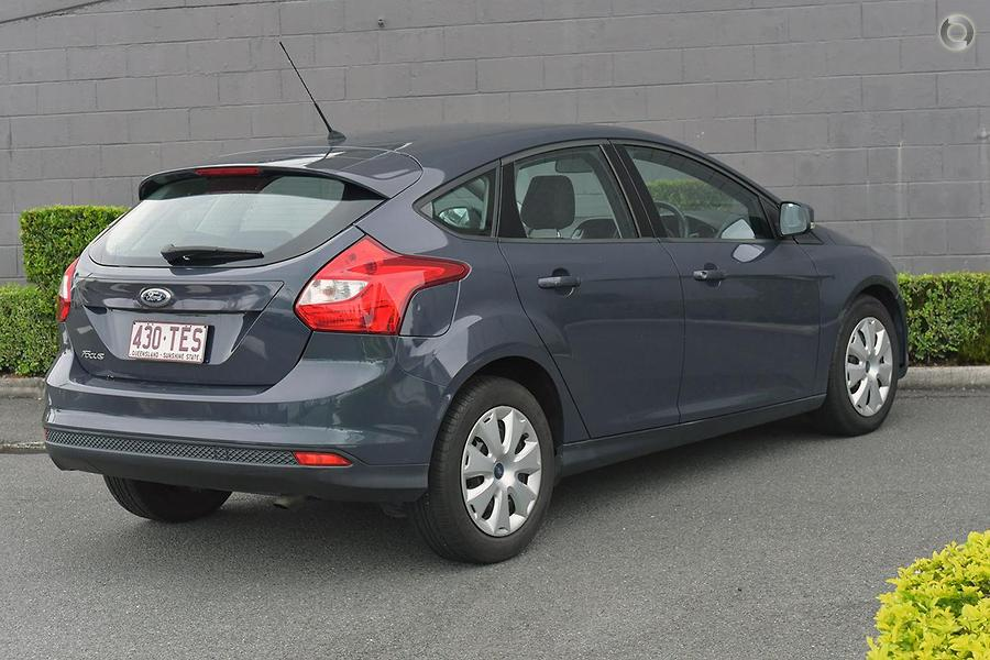 2013 Ford Focus Trend LW MKII