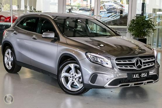 2018 Mercedes-Benz <br>GLA 220