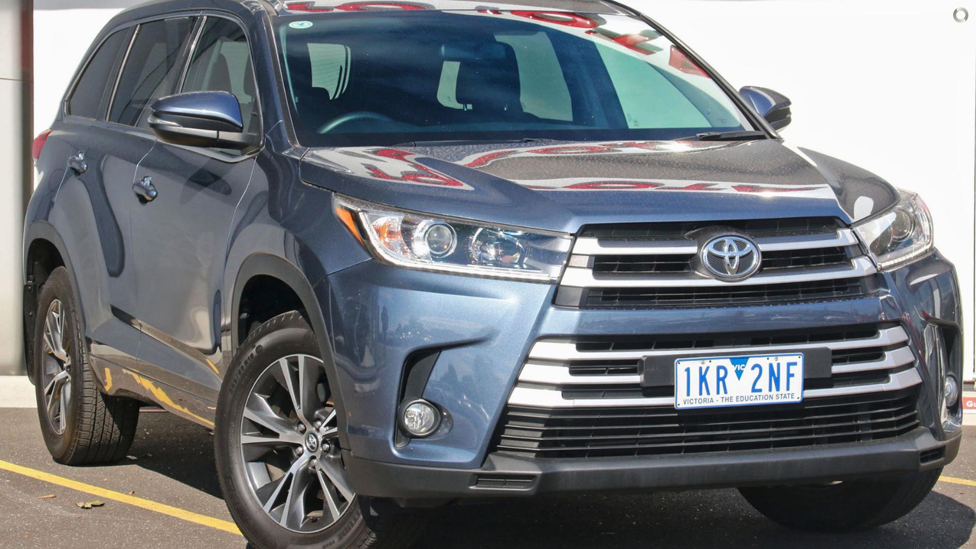 2017 Toyota Kluger Gx