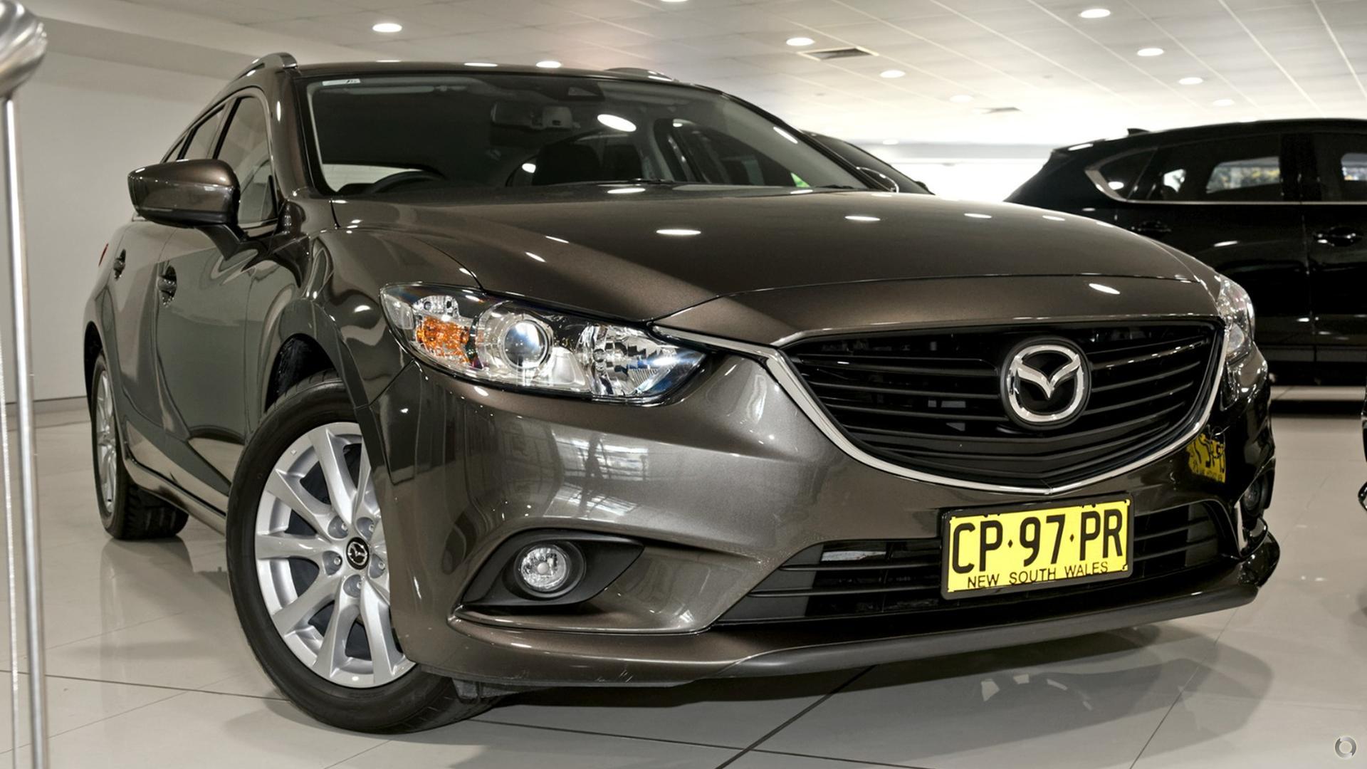 2017 Mazda 6 Sport