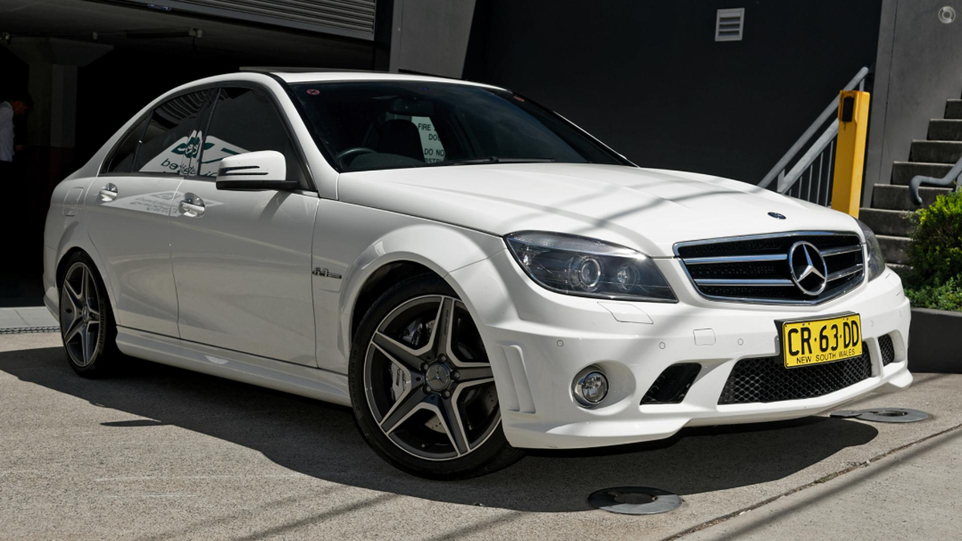 2010 Mercedes-Benz C63 W204