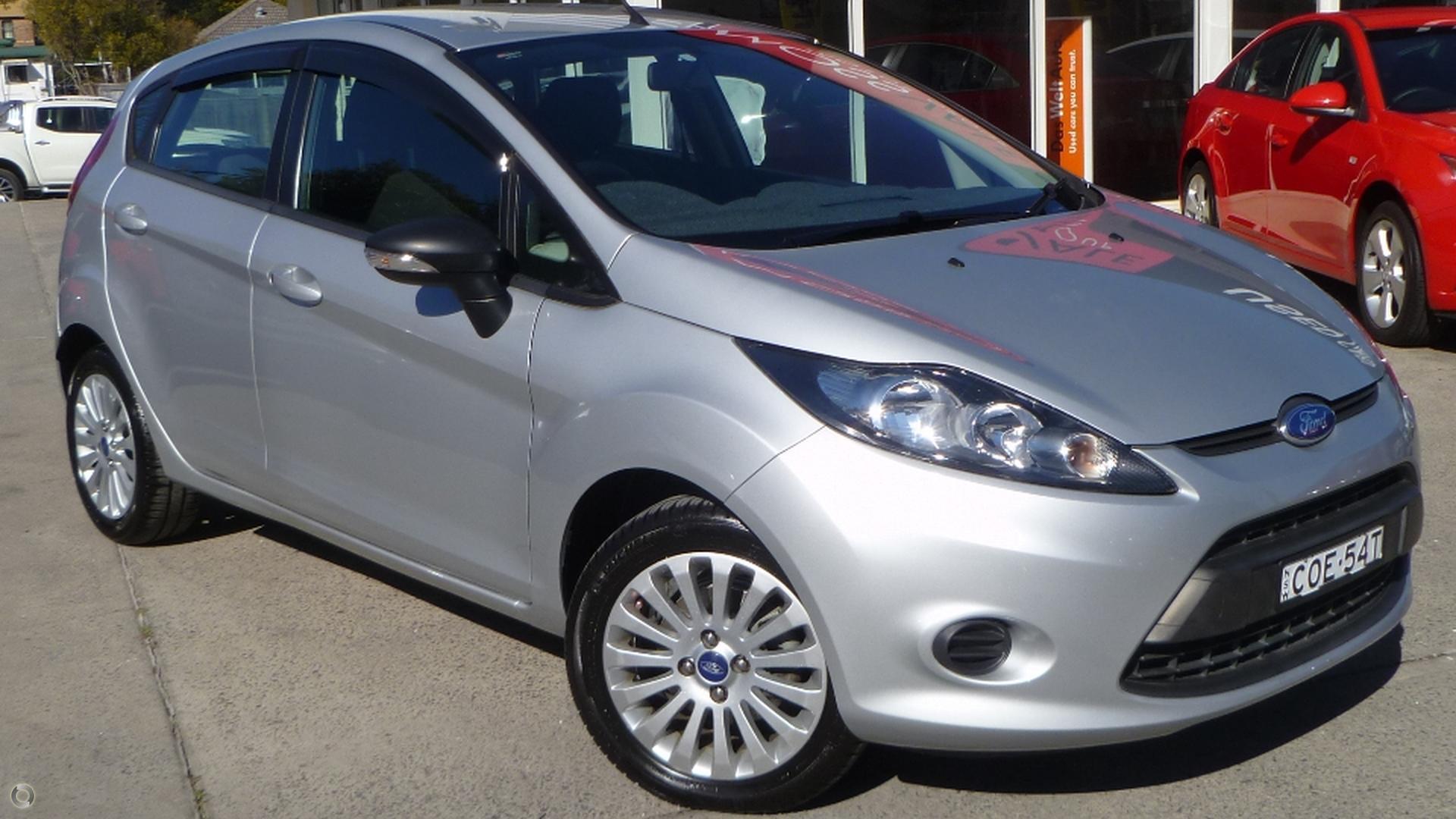2013 Ford Fiesta Lx