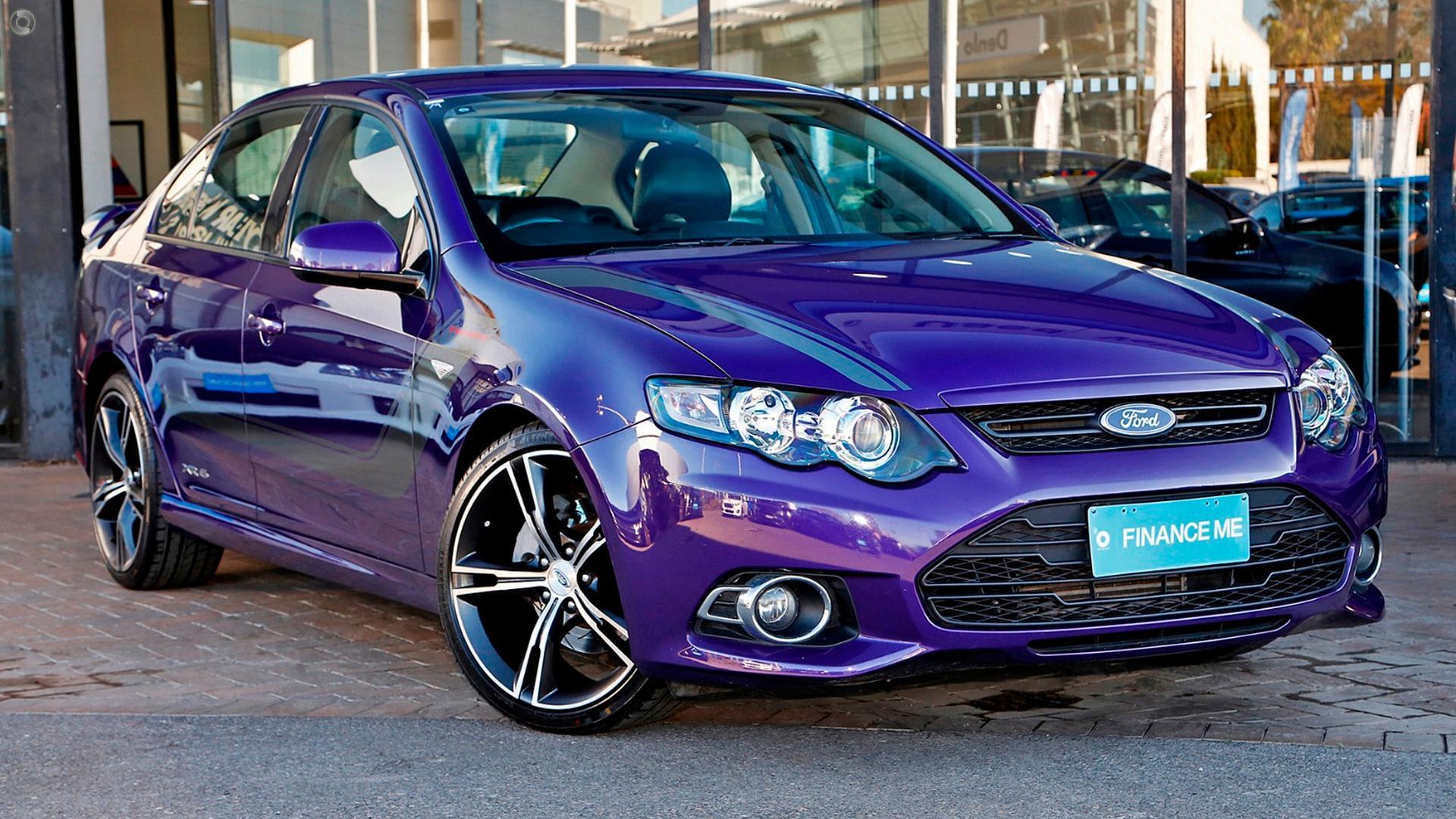 2012 Ford Falcon FG MkII