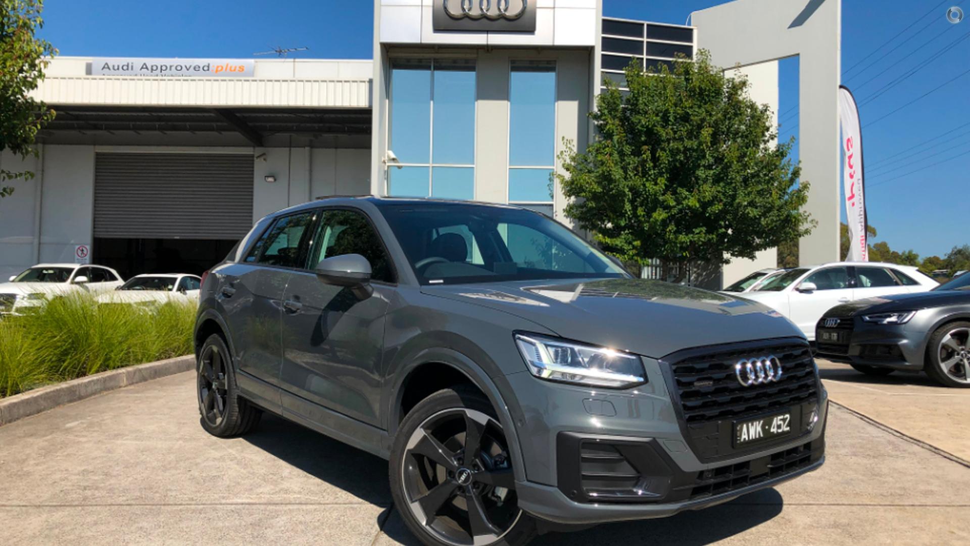2018 Audi Q2 GA