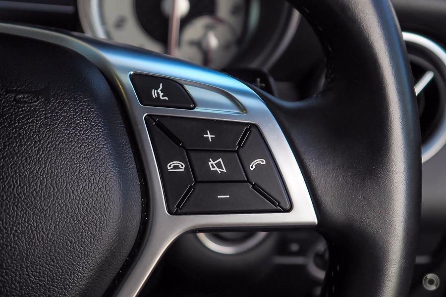 2015 Mercedes-Benz SLK 200 Roadster