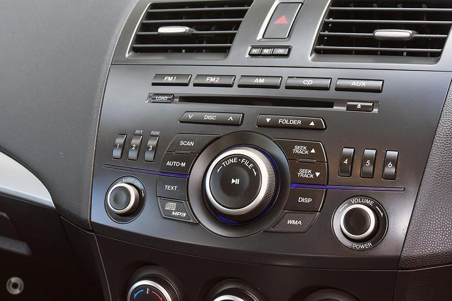 2013 Mazda 3 Maxx BM Series