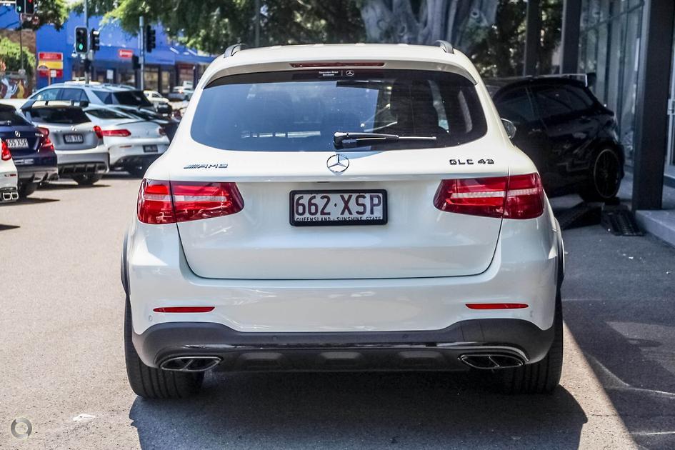2017 Mercedes-Benz GLC 43 Coupe