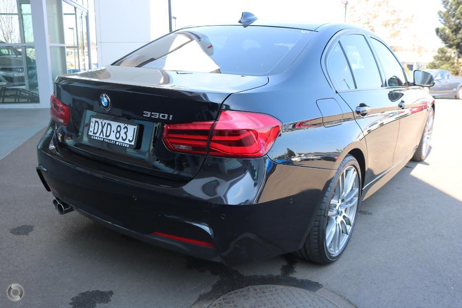 2015 BMW 330i Luxury Line F30 LCI