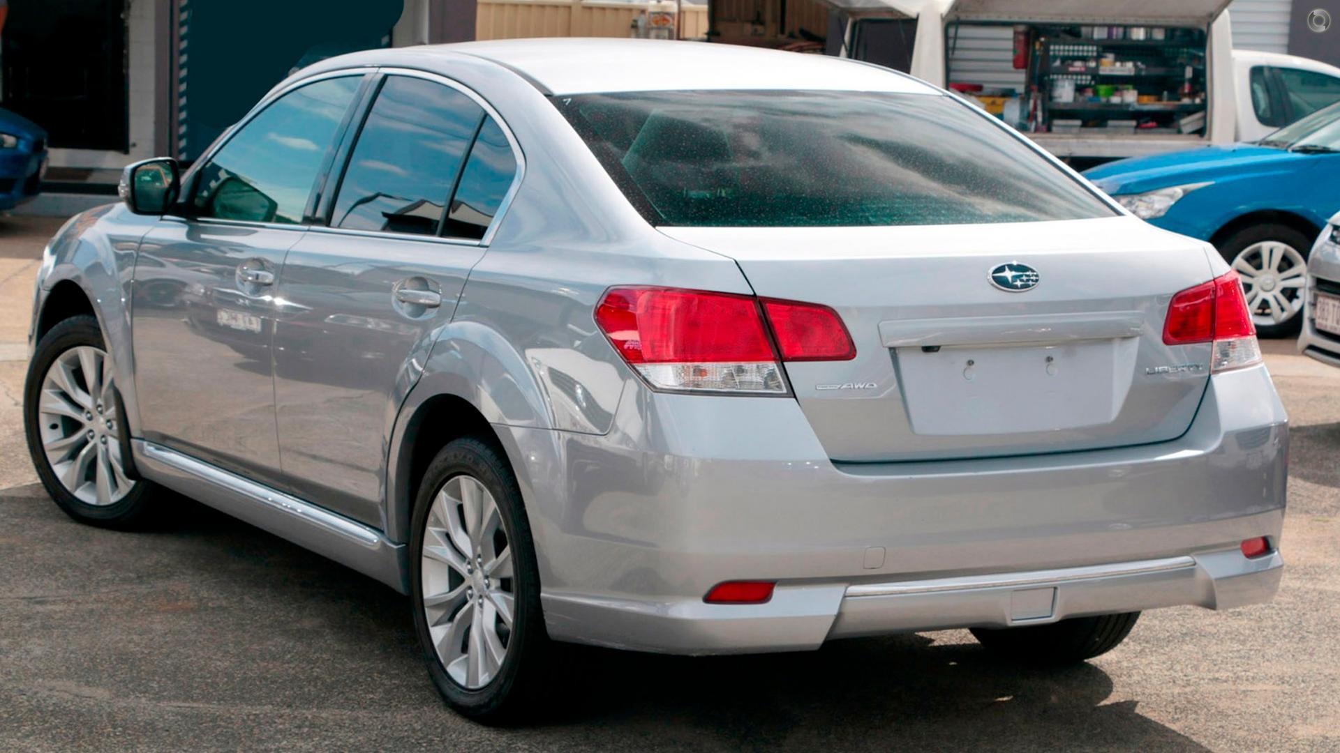 2012 Subaru Liberty 2.5i 5GEN