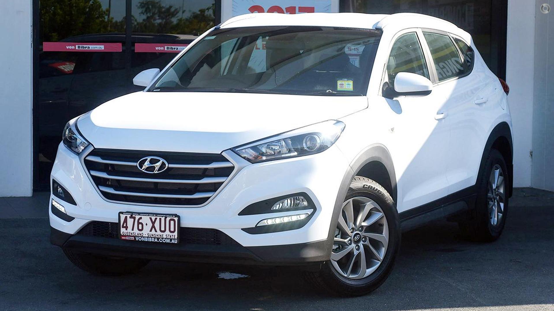 2018 Hyundai Tucson TL2