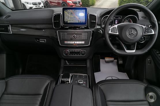 2018 Mercedes-Benz GLE 43
