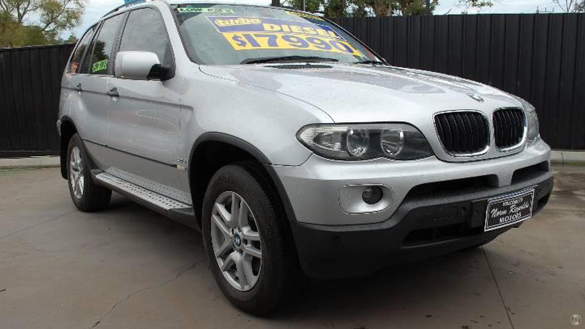 2005 Bmw X5 E53