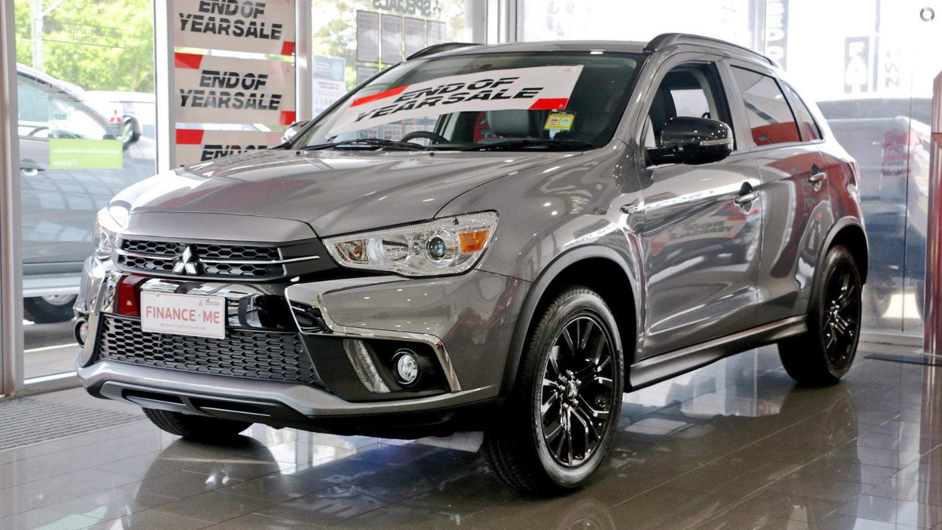 2018 Mitsubishi Asx Black Edition XC