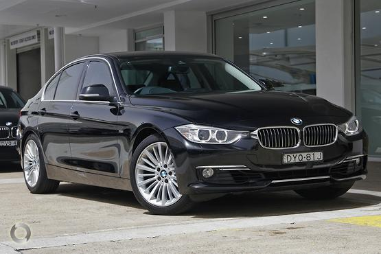 2014 BMW 328 i High-Line Luxury Line