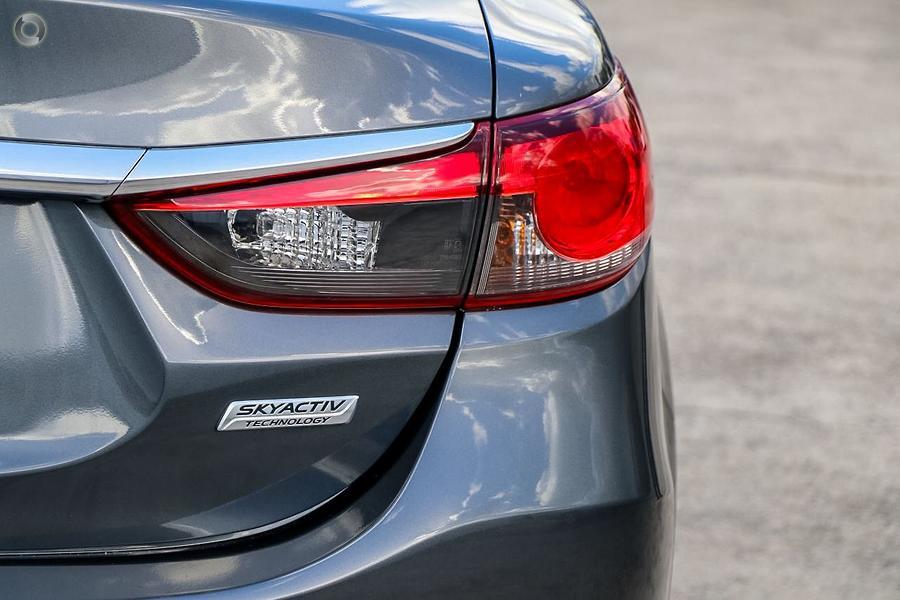 2012 Mazda 6 Touring GJ