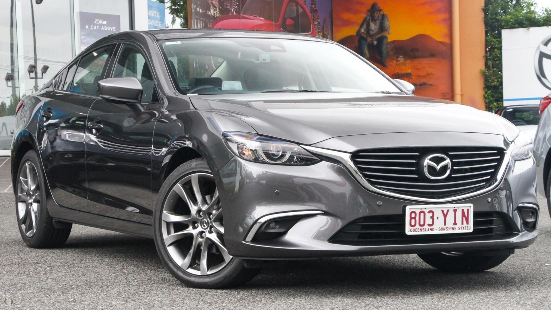 2018 Mazda 6 Gt