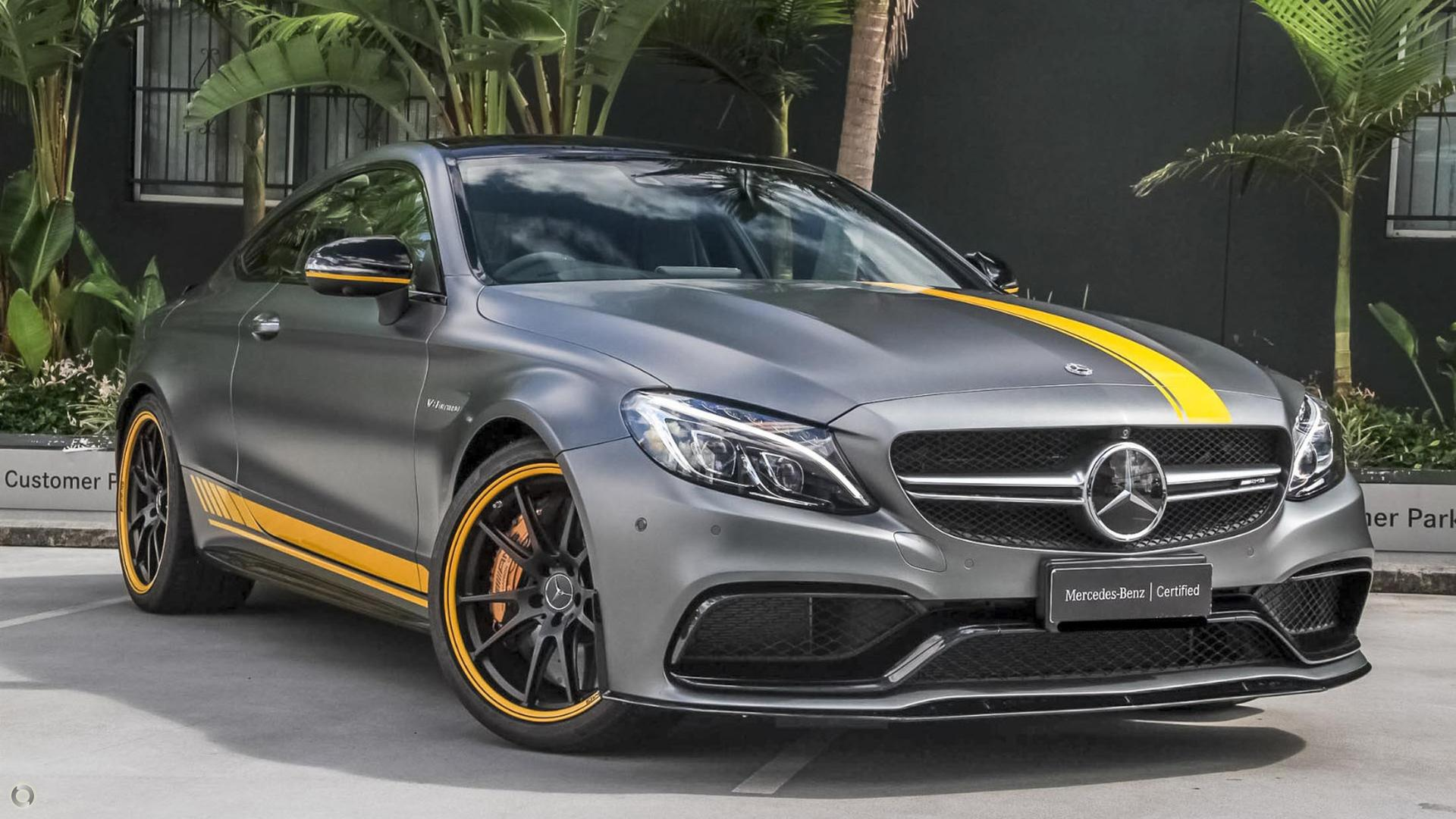 2017 Mercedes-Benz C 63 Coupe