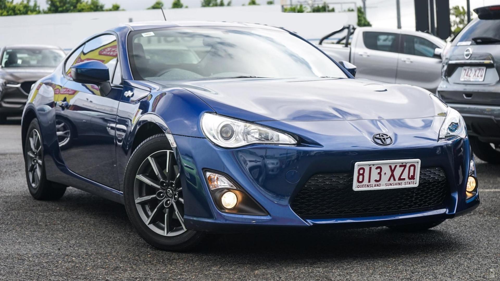 2013 Toyota 86 Gt