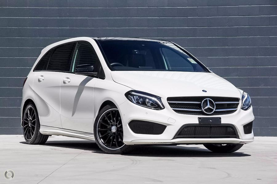 2017 Mercedes-Benz B 200 Hatch