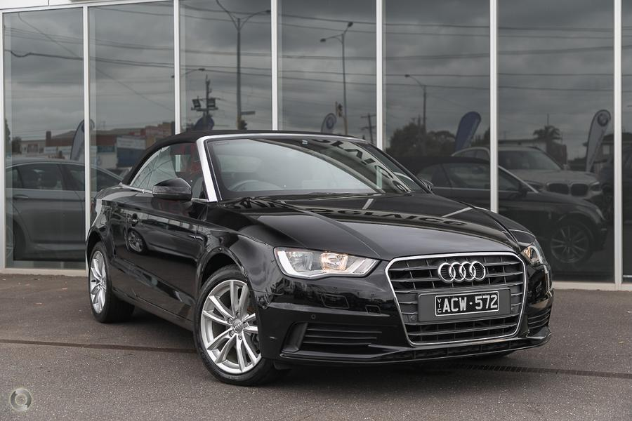 2014 Audi A3 Attraction