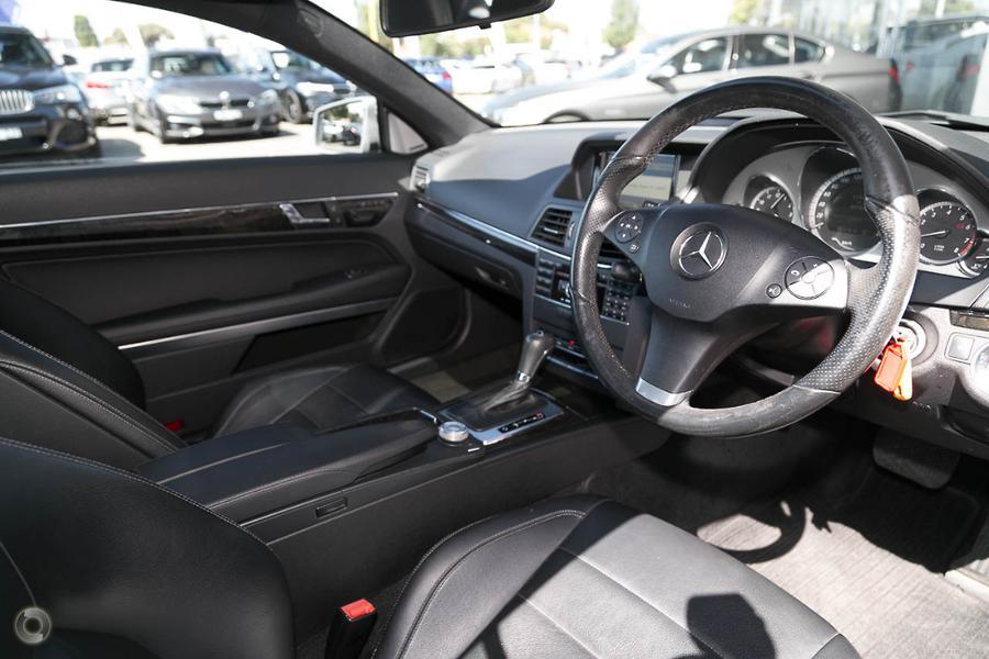 2011 Mercedes-Benz E250 CGI Avantgarde