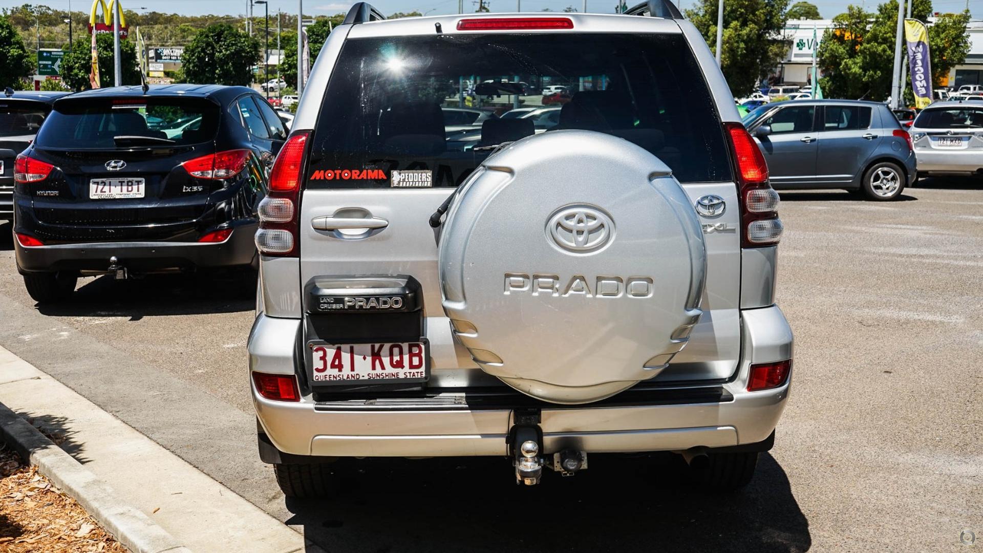 2007 Toyota Landcruiser Prado GXL GRJ120R