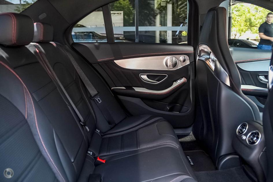 2017 Mercedes-Benz C 43 Sedan
