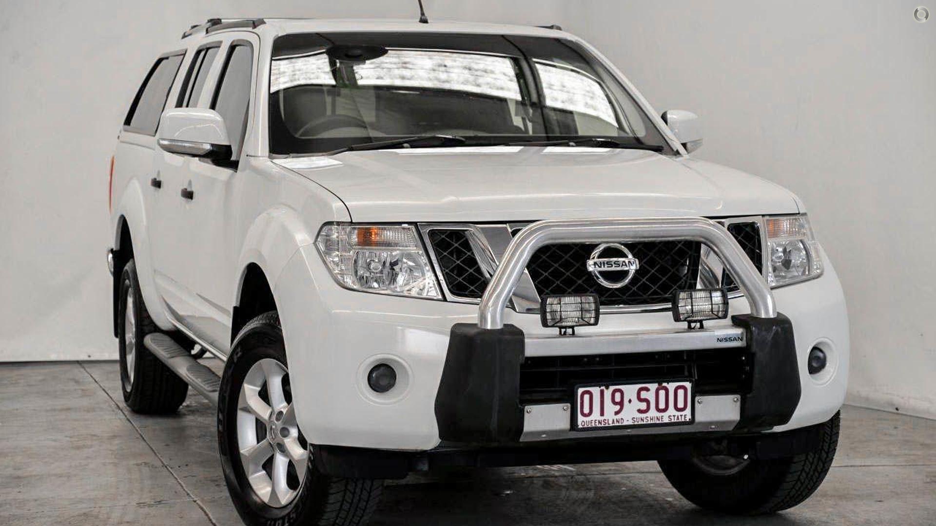 2012 Nissan Navara St