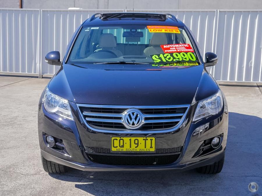 2009 Volkswagen Tiguan 125TSI 5N