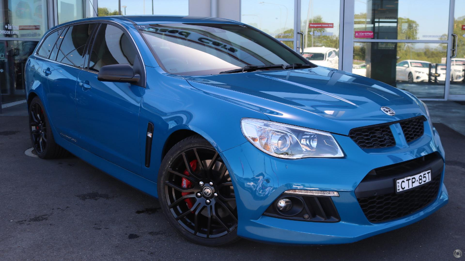2013 Holden Special Vehicles Clubsport GEN-F