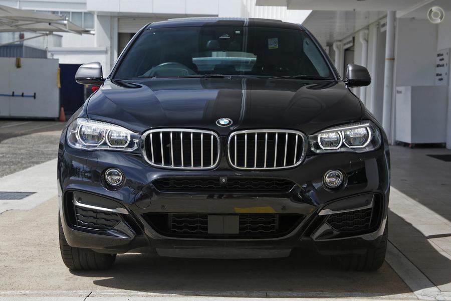 2017 BMW X6 M50d