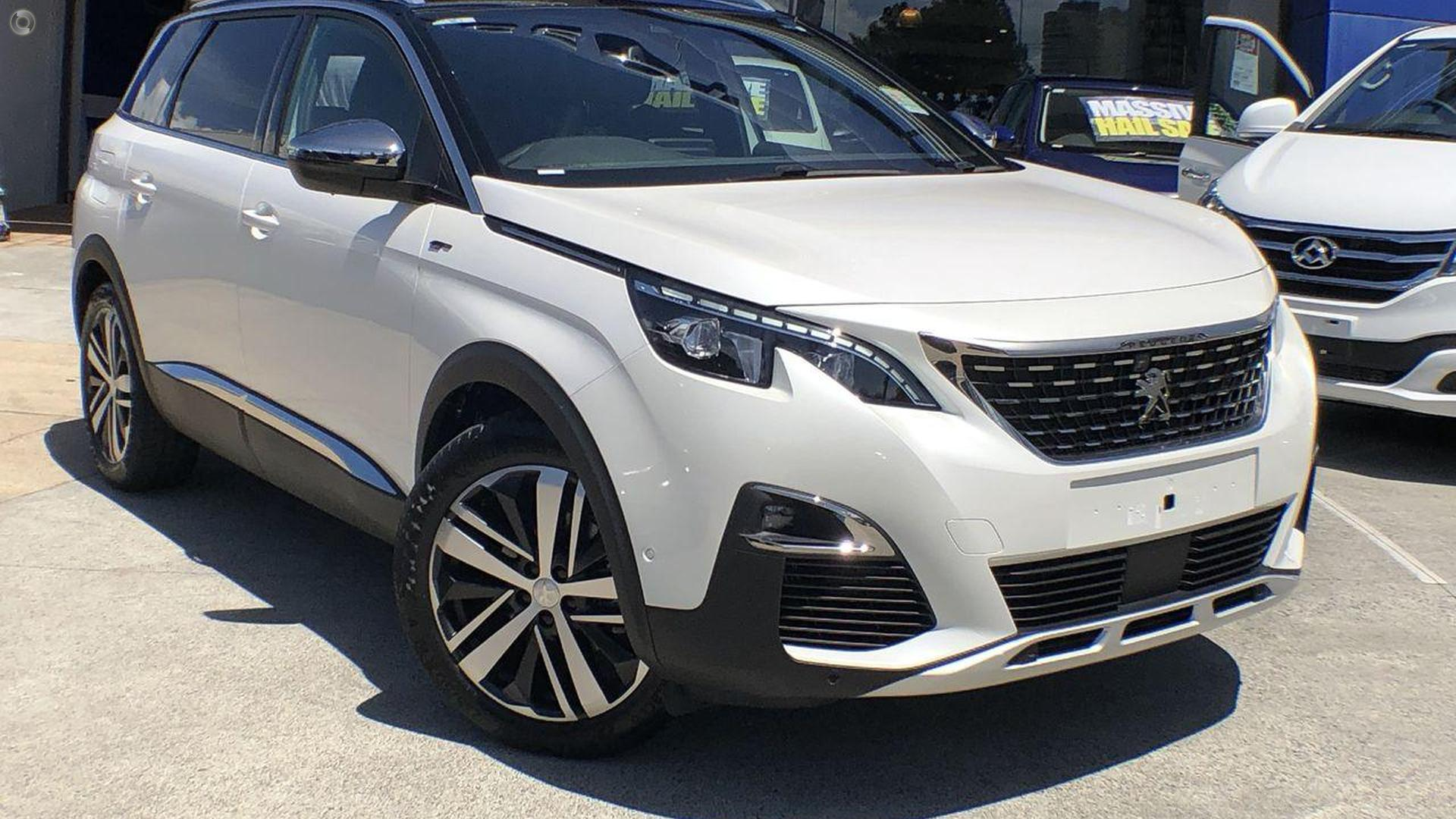 2018 Peugeot 5008 (No Series)