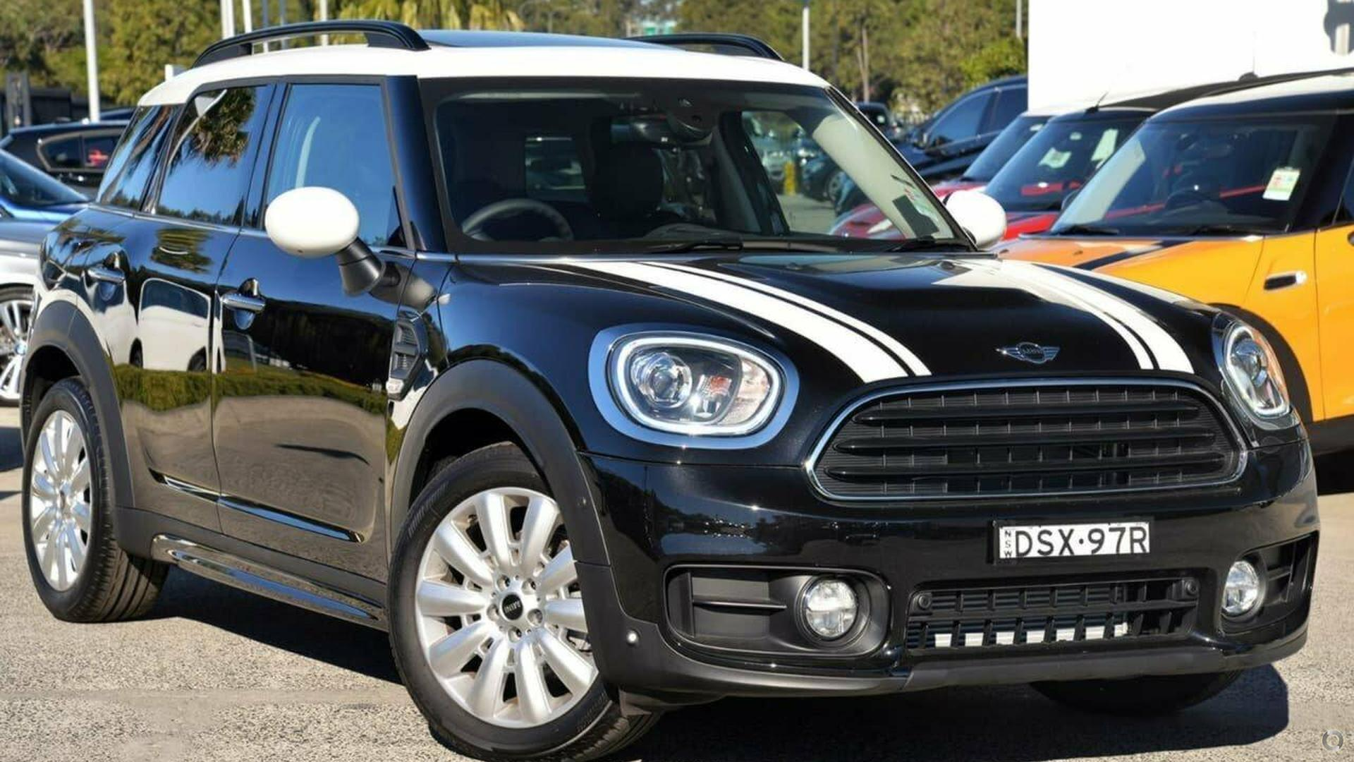 2017 MINI Countryman Cooper D