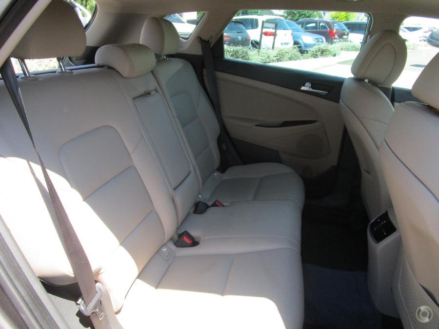 2015 Hyundai Tucson Highlander TLe