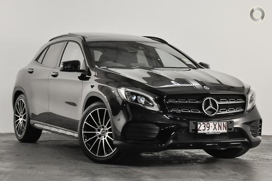 2017 Mercedes-Benz <br>GLA 250