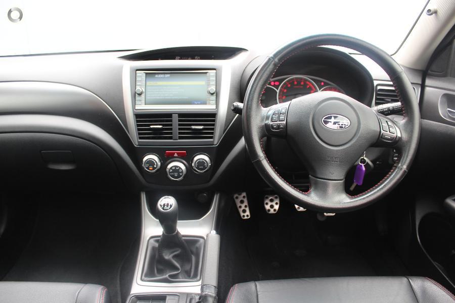 2012 Subaru Impreza WRX G3