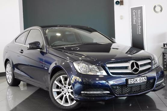 2011 Mercedes-Benz <br>C 180